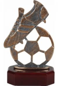Trophäe Fussball (E-T-BEL500C)