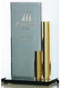 Glas-Trophäe Prestige, 24 cm