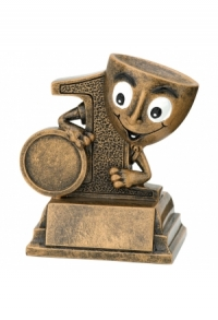 Kindertrophäe Pokal Rang 1 (G-LAG-M-4070)