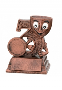 Kindertrophäe Pokal Rang 3 (G-LAG-M-4072)