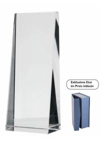 Glas-Trophäe Vivace, 20 cm