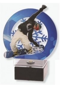 Trophäe Snowboard (G-LAG-PX-WINTER004)
