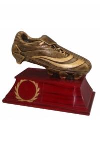 Trophäe Fussball-Schuh