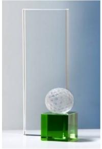 Golf Trophäe Kristall II ab CHF 58.00