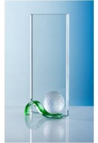 Golf Trophäe Kristall V ab CHF 58.00