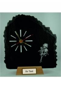 Schiefer-Trophäe mit Uhr ab CHF 105.00
