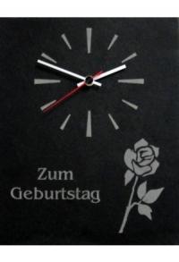 Schiefer-Trophäe mit Uhr zum Aufhängen ab CHF 98.00