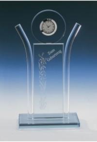 Glas-Trophäe mit Uhrwerk V, ab CHF 116.00