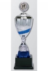 Pokal Santa Blue Grande mit Deckel ab CHF 115.00