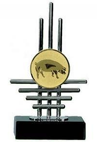 Pokal Glücks-Schwein II